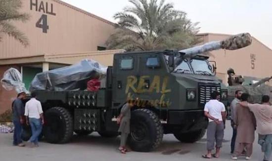 印媒:巴基斯坦购中国新型火炮 未来或可发射核炮弹